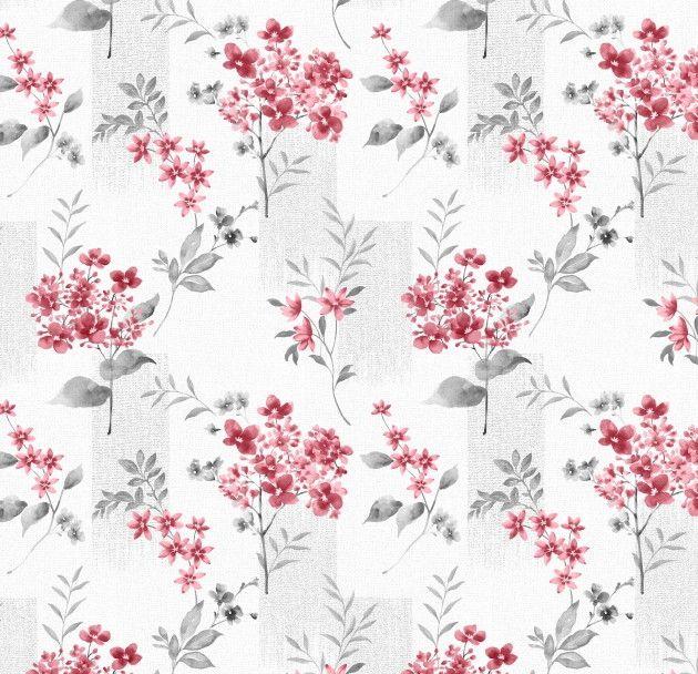 Papel de Parede Flores Floral 456F79