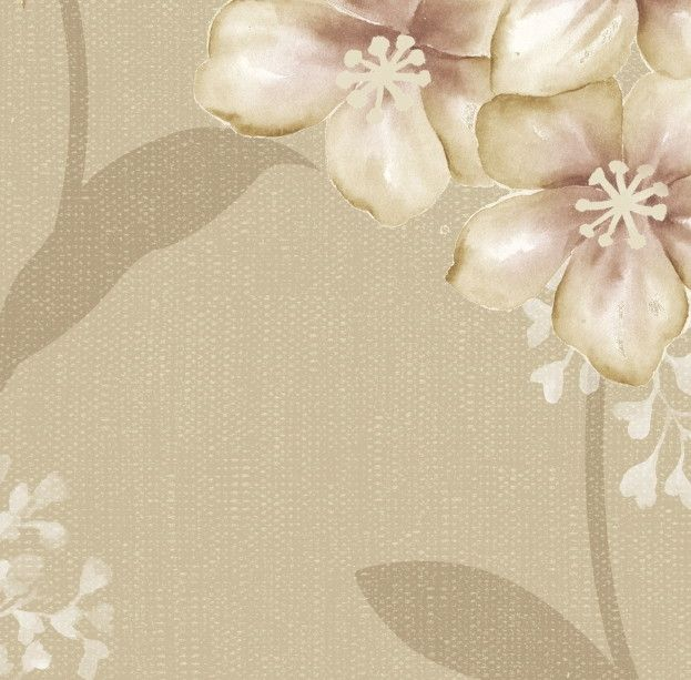 Papel de Parede Flores Floral 456011