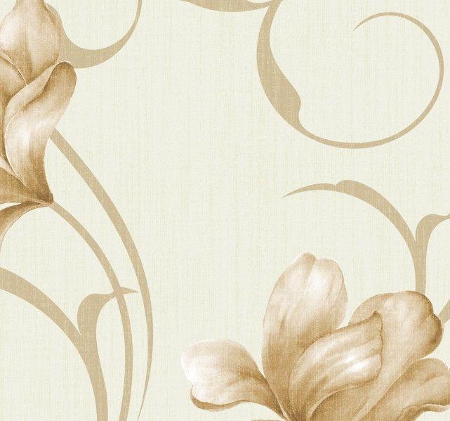 Papel de Parede Flores Florais 455E56