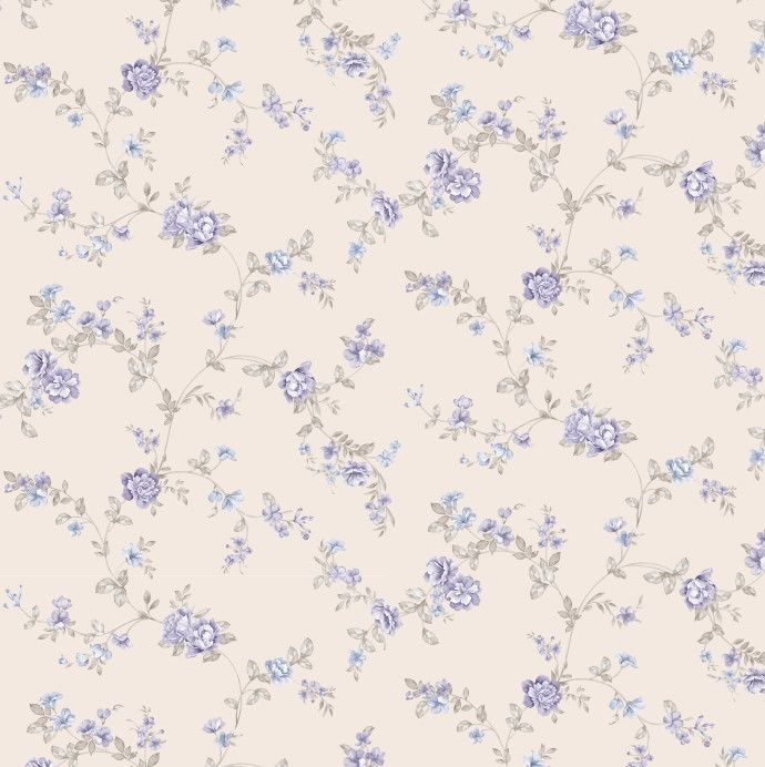 Papel de Parede Flores Floral AD8545