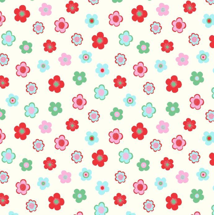 Papel de Parede Flores Floral B5B945