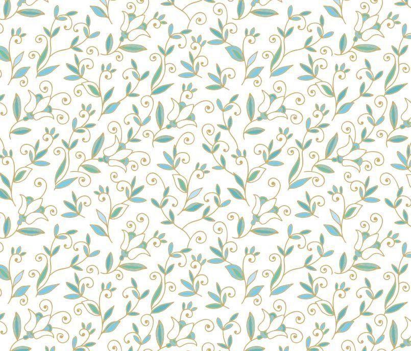 Papel de Parede Flores Florais 51C127
