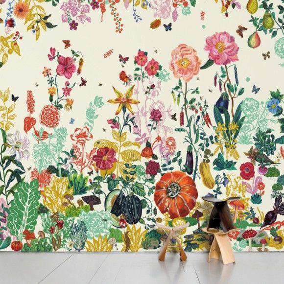 Papel de Parede Natureza Plantas e Flores 1201A22