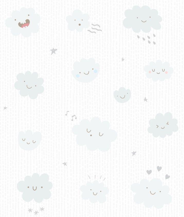 Papel de Parede Nuvens 9D701F