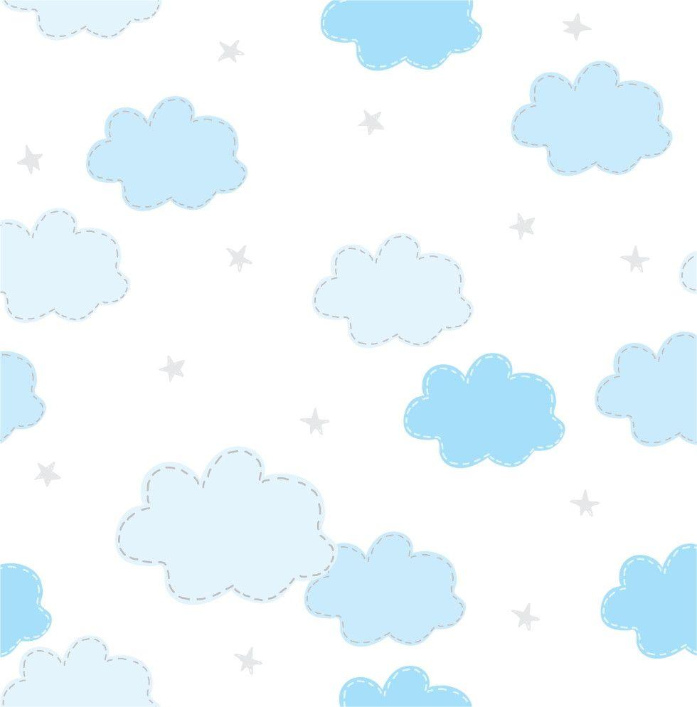 Papel de Parede Nuvens 5C460A