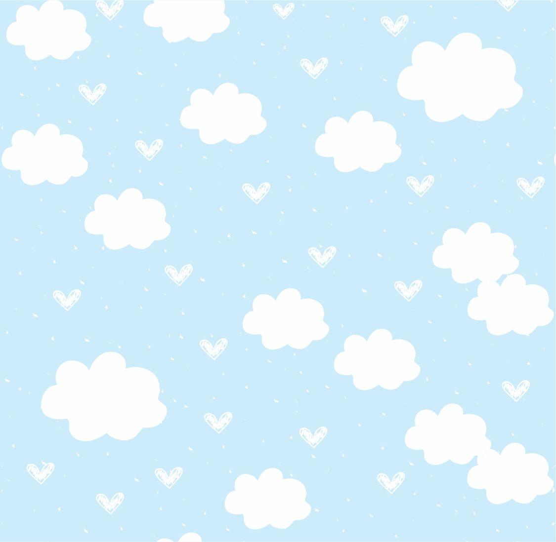 Papel de Parede Nuvens 5B2654