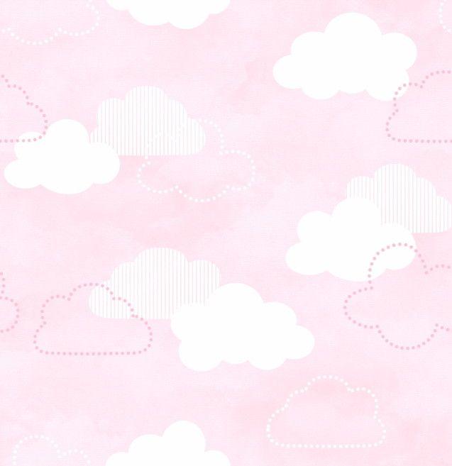 Papel de Parede Nuvens 91C567