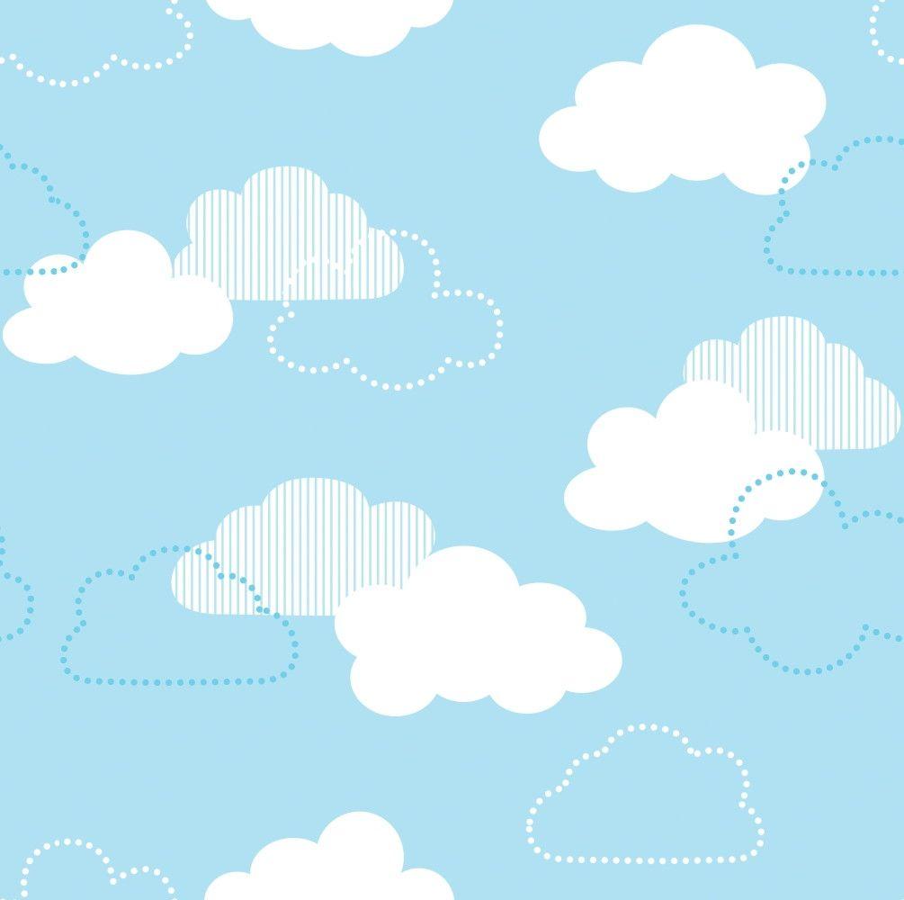 Papel de Parede Nuvens 418236
