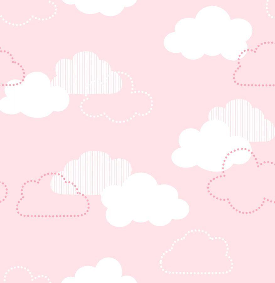 Papel de Parede Nuvens 7ED480
