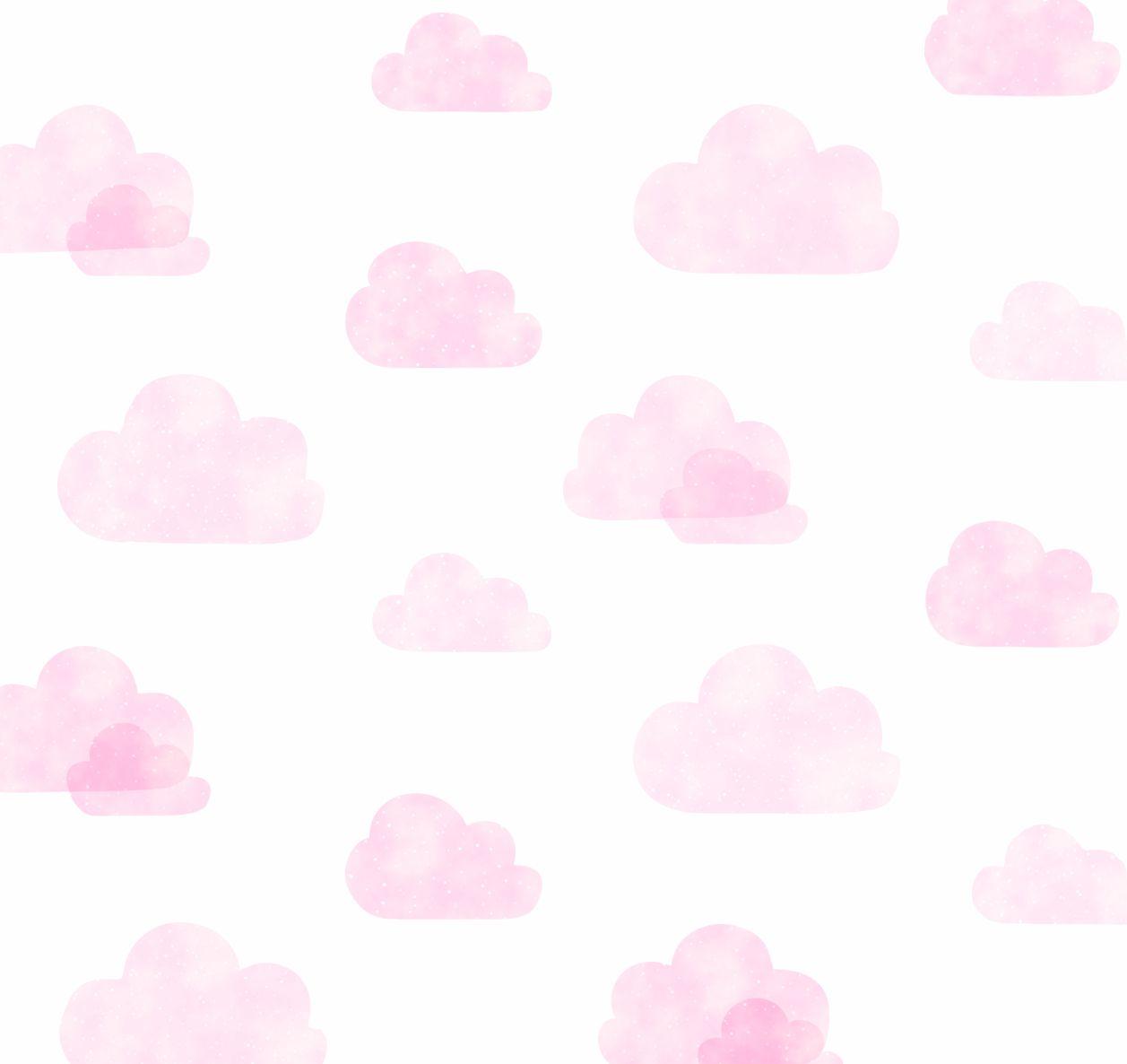 Papel de Parede Nuvens C2218F