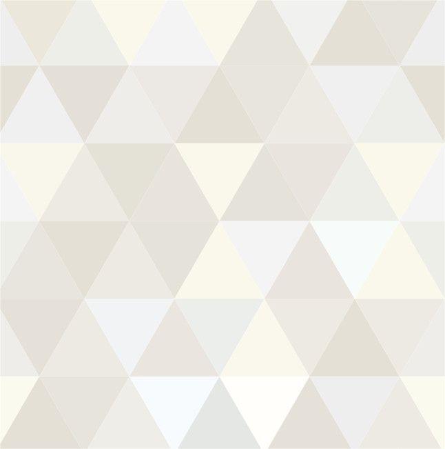 Papel de Parede Geométrico Triângulos 9EF1B5