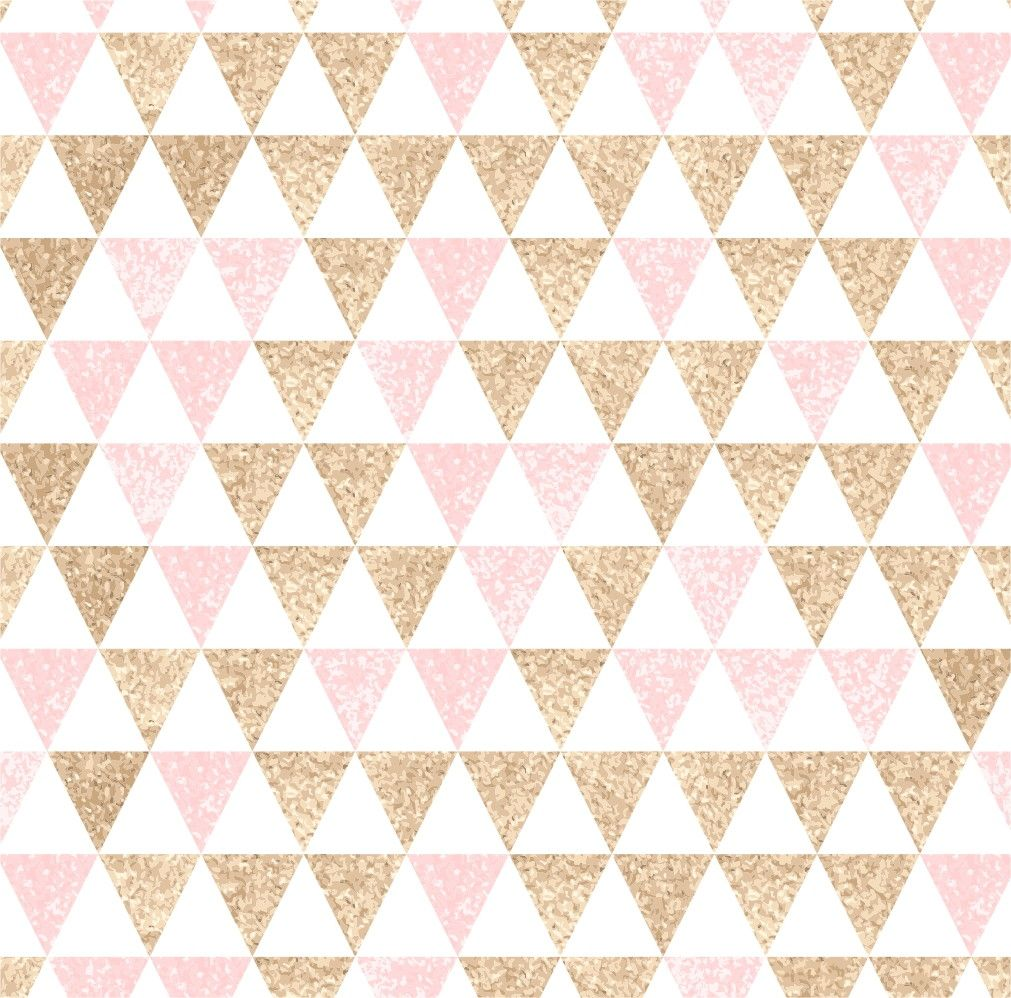 Papel de Parede Geométrico Triângulos 70F933
