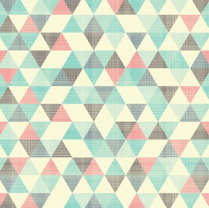 Papel de Parede Geométrico Triângulos 5C29B2