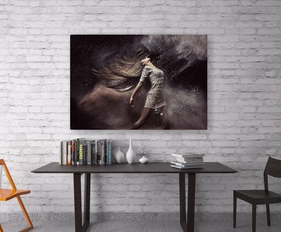 Quadro Foto de Arte Linda Garota Dançando 4DF0AA