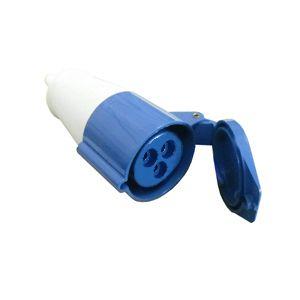 Acoplamento 3P 16A 3056 Azul 220V