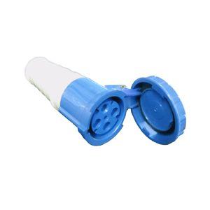 Acoplamento 4P 125A 4659 Azul 220V