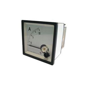 Amperímetro para Painel 10A 48 x 48 mm