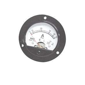 Amperímetro para Painel 10A 65 mm