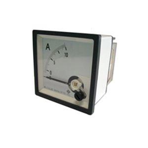 Amperímetro para Painel 10A 72 x 72 mm
