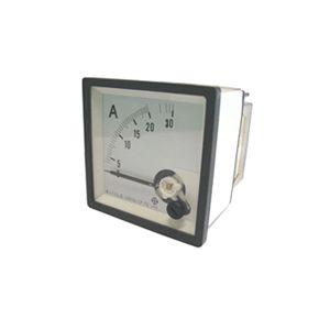 Amperímetro para Painel 30A 48 x 48 mm