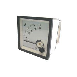 Amperímetro para Painel 30A 72 x 72 mm