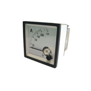 Amperímetro para Painel 400A 48 x 48 mm