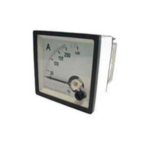 Amperímetro para Painel 400A 72 x 72 mm