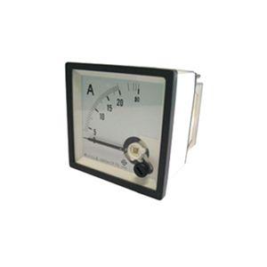 Amperímetro para Painel 50A 48 x 48 mm