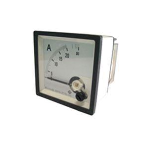 Amperímetro para Painel 50A 72 x 72 mm