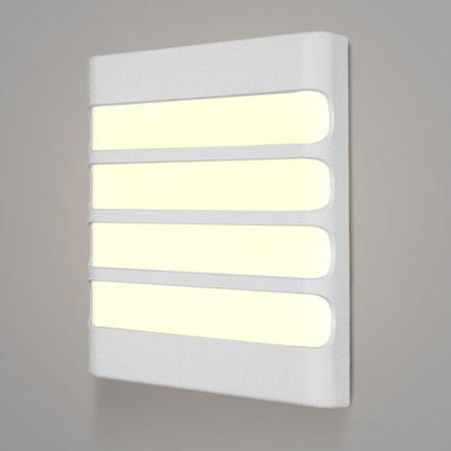 Arandela Face LED Branca