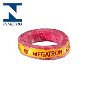 Cabo Flexível 6,00 mm² Vermelho