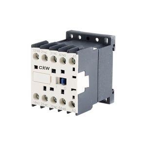 Contator Auxiliar Mini 2 NA + 2 NF