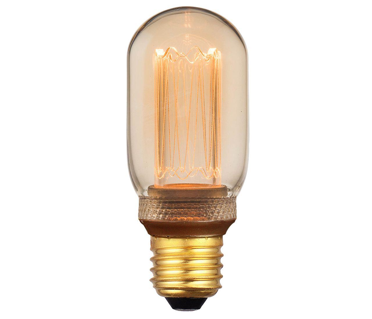 LÂMPADA DECORATIVA LED T45 2.5 W BRANCO QUENTE BIVOLT