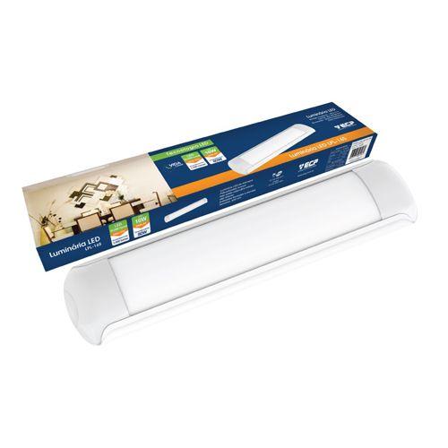 Luminária LED LPL sobrepor 16 W branco frio bivolt