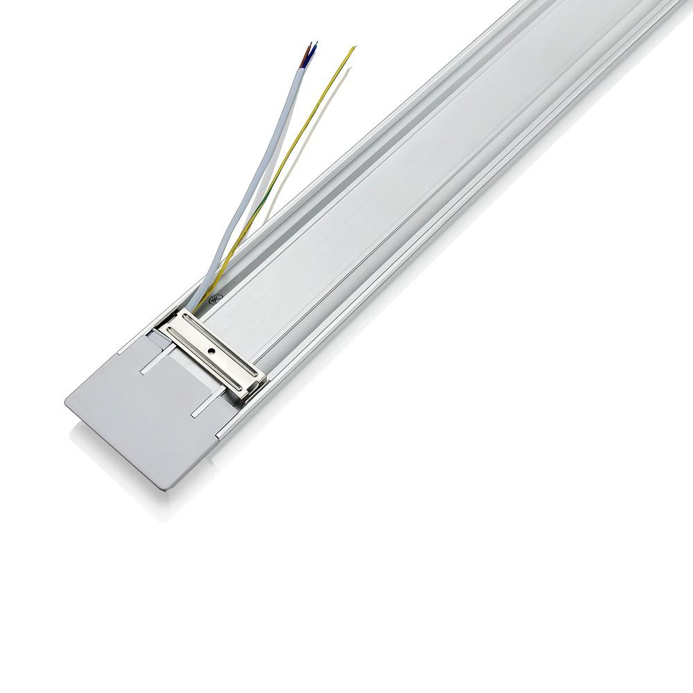 Luminária LED Slim 36 W sobrepor branco frio bivolt