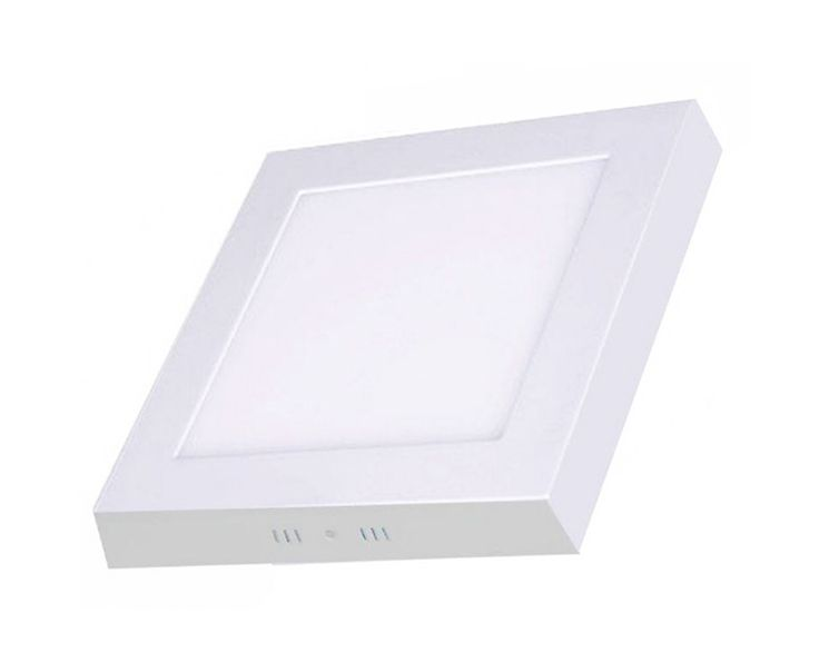 SPOT EXT LED DOWNLIGHT QUADR 18W BC BIV