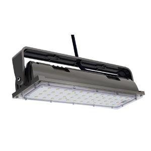 Refletor Articulado Super LED 10 W - 1000 Lúmens branco frio Bivolt