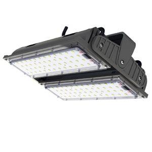 Refletor Articulado Super LED 36 W - 4800 Lúmens branco frio Bivolt