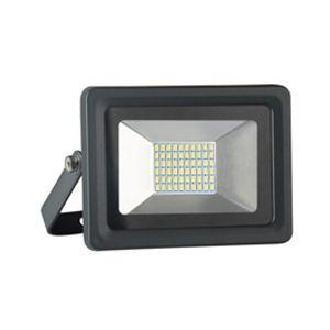 Refletor Super LED 50 W branco frio bivolt
