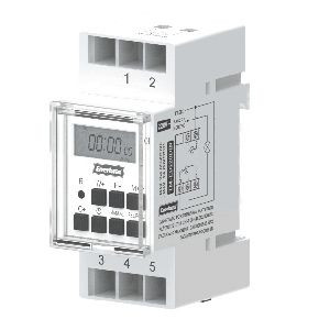 Timer de rede digital TM-ED220DIN Bivolt