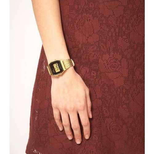 Relógio Casio Dourado A159WGEA 100% Original 1ano Garantia  - E-Presentes