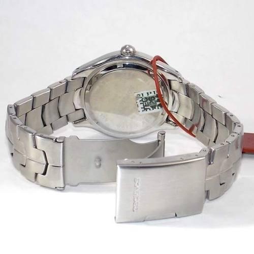 Relogio Masculino Technos Legacy Prata Branco 6p29EC/1K Aço iNOX  - E-Presentes