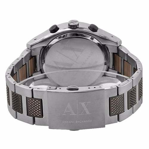 Relogio Armani Exchange Analógico 100%original AX1093 Grande - E-Presentes