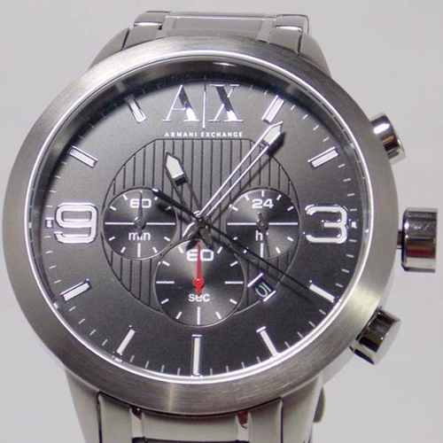 Relogio Armani Exchange Analógico Original UAX1272Z Grande - E-Presentes