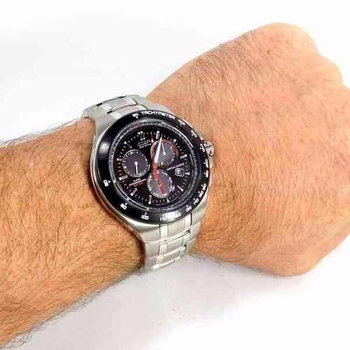 Relógio Citizen Ecodrive Calendário Perpétuo Analógico Novo  - E-Presentes
