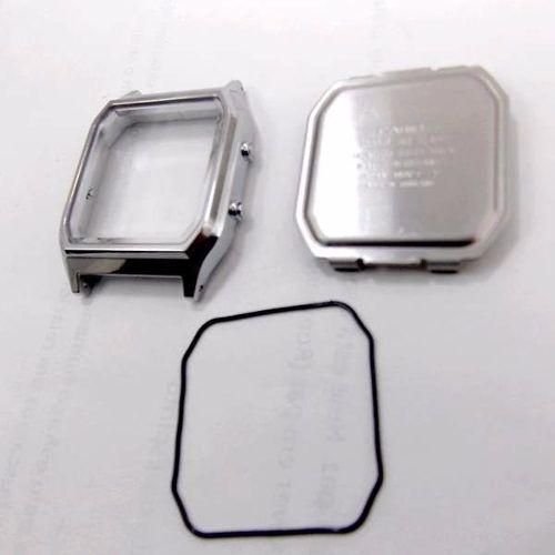 Caixa Completa Relogio Casio Aq-230  - E-Presentes