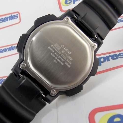 AE-1000W 1A3 Relógio Casio Digital 5alarmes Wr100 Original  - Alexandre Venturini