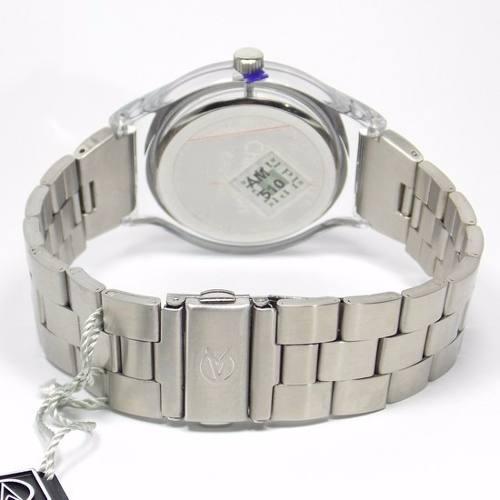 Relógio Feminino Champion CP20040R Transparente Marrom Aço  - E-Presentes