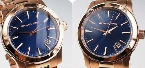 Relogio Michael Kors Masculino OMK7065Z  - E-Presentes