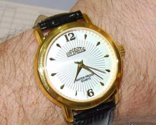 Relógio Masculino Pulseira Couro Wr Mov. Quartz -maq.citizen  - Alexandre Venturini